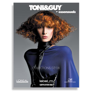 Libro Toni&Guy - Essensuals. Collections 07/08