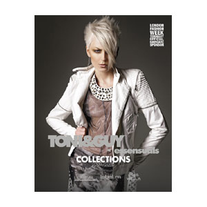 Libro Toni&Guy - Essensuals  09/10