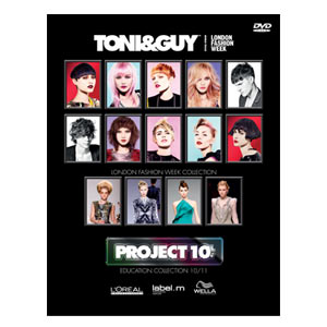 DVD Toni&Guy Project 10