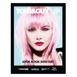 Libro Toni&Guy Look Book 2010/2011