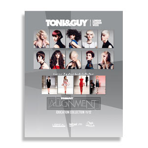 DVD Toni and Guy - Alignment