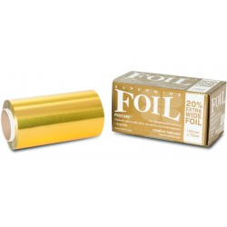 Premium Hairfoil Gold Color 120MM X 100M