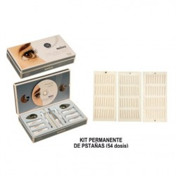 Kit permanente de pestañas, 54 dosis - Refectocil