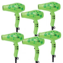 6 Secadores Parlux Flower Eco Friendly 3800