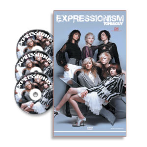DVD Toni&Guy - Expressionism