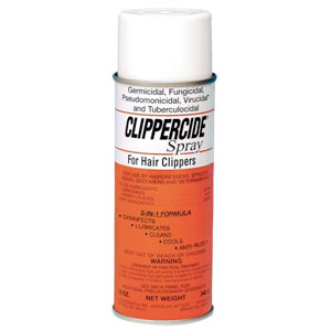 Clippercide Spray 5 en 1 Barbicide 350ml.