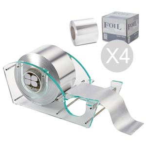 Pack Clog Dispensador de papel de aluminio